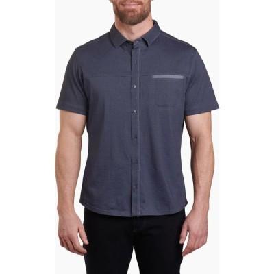 キュール KUHL メンズ シャツ トップス Innovatr Twill Shirt MARIN BLUE
