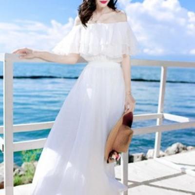 レディース ワンピース 送料無料 結婚式 パーティードレス 袖あり ドレス パーティードレス 袖あり ロングドレス 袖あり ワンピース 結婚