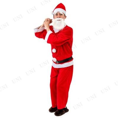 サンタ コスプレ 衣装 仮装 クリスマス サンタクロース メンズ(メンズサンタクロース)