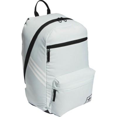 アディダス adidas ユニセックス バックパック・リュック バッグ Originals National Recycled Backpack Ice Mint/White