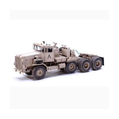モンモデル 1/35 US M911 C-het & M747 Semi-trailer プラモデル
