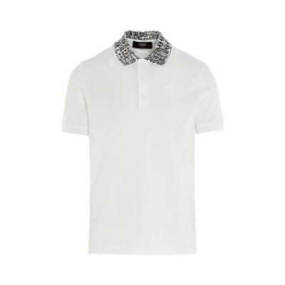 FENDI/フェンディ ポロシャツ Bianco メンズ 秋冬2020 FAF572AE14F0ZNM ju