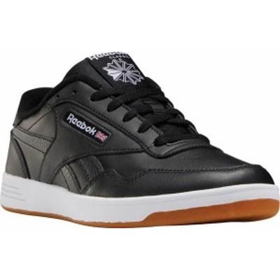 リーボック メンズ スニーカー シューズ Men's Reebok Club MEMT Sneaker Black/White/Reebok Rubber Gum-01
