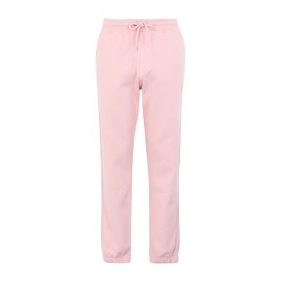 COLORFUL STANDARD パンツ ピンク S オーガニックコットン 100% パンツ