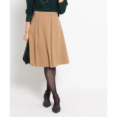 ◆タックフレアAラインスカート