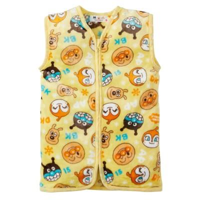 【アンパンマン はらぺこあおむし】あったか&おっきなおやすみスリーパー(男の子 女の子 ベビー服 子供服) キッズパジャマ, Kids' Pajamas