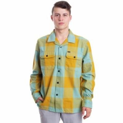 オベイ Obey メンズ シャツ トップス - Casual Woven Sage Multi - Shirt multicolored