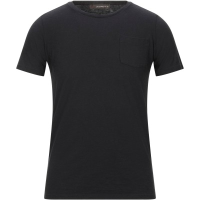 JEORDIE'S T シャツ ブラック S コットン 100% T シャツ