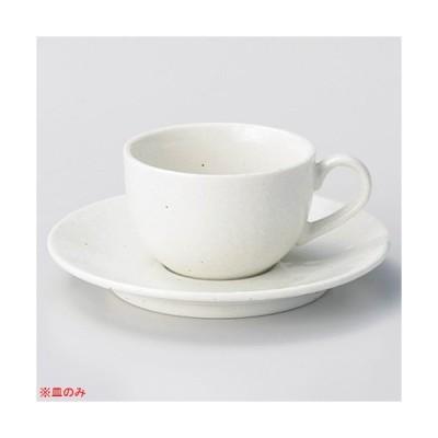 ホ610-447 粉引黒斑点兼用受皿