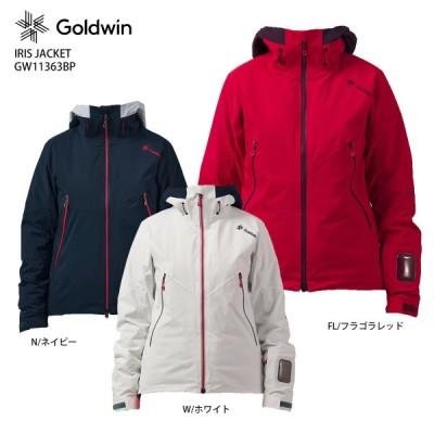 GOLDWIN 〔ゴールドウイン スキーウェア レディース ジャケット〕<2022>IRIS JACKET/GW11363BP【MUJI】