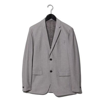 Rename[メンズ] (リネーム) ベーシックデザインセンターベントジャケット グレー S