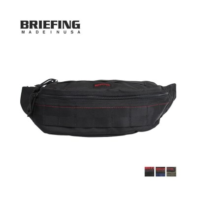 (BRIEFING/ブリーフィング)ブリーフィング BRIEFING ボディバッグ ウエストバッグ メンズ MASTER POD ブラック ネイビー グリーン BRF225219/メンズ その他