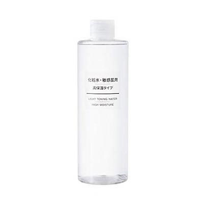 無印良品 化粧水敏感肌用高保湿タイプ(大容量) 400ml 76448341