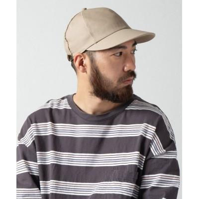 Ray's Store / C/L Round Brin Cap / コットンリネンラウンドブリムキャップ MEN 帽子 > キャップ