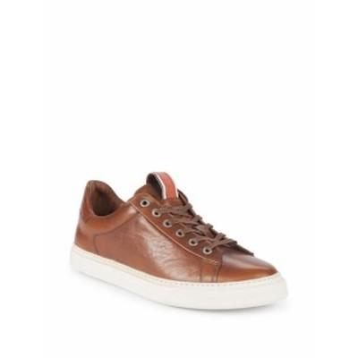 ヴィンス カミュート メンズ スニーカー Quinn Leather Sneakers