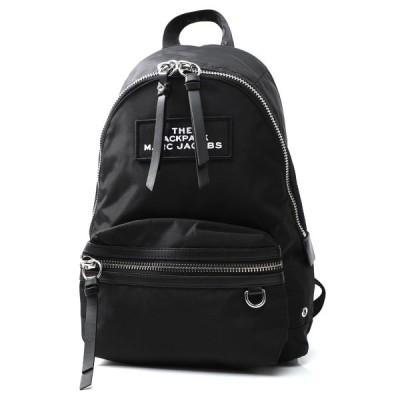 ザ マーク ジェイコブス THE MARC JACOBS バックパック The Backpack Marc Jacobs Medium ブラック レディース m0015415-001