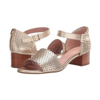 Taryn Rose タリンローズ レディース 女性用 シューズ 靴 ヒール Marina - Platinum Metallic