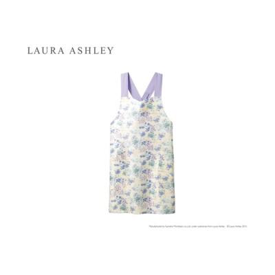 LAURA ASHLEY LW503 エプロン(女性用) ナースウェア・白衣・介護ウェア