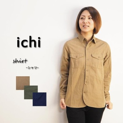 ICHI イチ シャツ SA150938