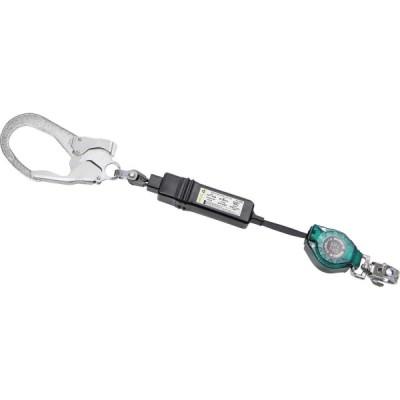 サンコー タイタン リコロ‐N ロック装置付巻取器 タイプ1ランヤード シングル (墜落制止用器具)