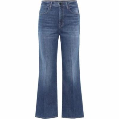 ジェイ ブランド J Brand レディース ジーンズ・デニム ボトムス・パンツ Joan high-waisted cropped jeans Striker