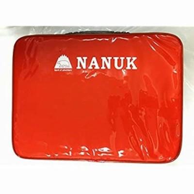 ナヌーク(Nanuk) コンパクト段差クッション(RED)