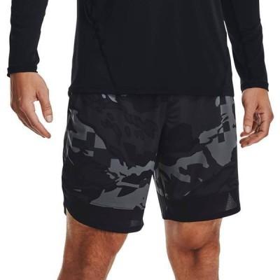 アンダーアーマー メンズ ハーフパンツ・ショーツ ボトムス Under Armour Men's Train Stretch Camo Shorts