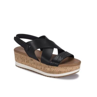 ベアトラップス レディース サンダル シューズ Winta Women's Wedge Slide Sandal