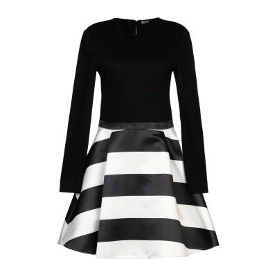 アリス・アンド・オリビア ALICE + OLIVIA ミニワンピース&ドレス ブラック 6 ポリエステル 100% ミニワンピース&ドレス