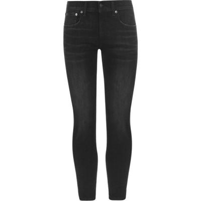 ラルフ ローレン POLO RALPH LAUREN レディース ジーンズ・デニム スキニー ボトムス・パンツ Tompkin Skinny Jeans Washed BLk