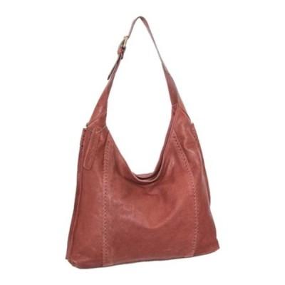 ニノボッシ ハンドバッグ バッグ レディース Nieve Leather Hobo (Women's) Chestnut