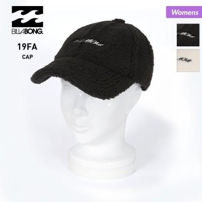 BILLABONG/ビラボン レディース ローキャップ 帽子 ぼうし サイズ調節可能 紫外線対策 ロゴ ボア AJ014-928