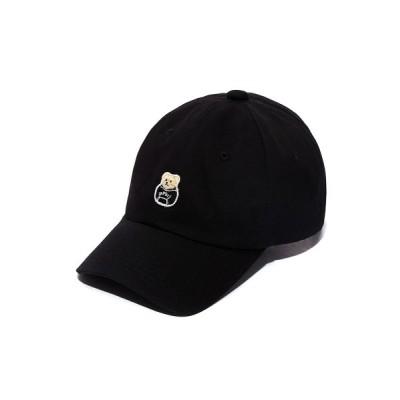 A'GEM/9 × .kom / 『A PIECE OF CAKE/ピースオブケイク』ベアーパッチ CAP WOMEN 帽子 > キャップ