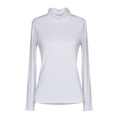 マジェスティック MAJESTIC FILATURES T シャツ ライトグレー 1 レーヨン 94% / ポリウレタン 6% T シャツ