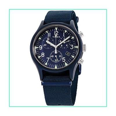 Timex MK1 Quartz Movement Blue Dial Men's Watch TW2R67600並行輸入品