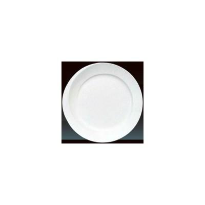 ナルミ 丸皿 ボーンチャイナ 36cm ラウンド リムプレート 50180-5173