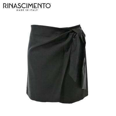 リナシメント Rinascimento ミニスカート レディース ラップタイプ ウエストマーク