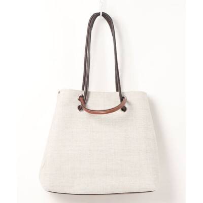 ABAHOUSE PICHE / ★PAOLA NUTTI/キャンバストートL WOMEN バッグ > トートバッグ