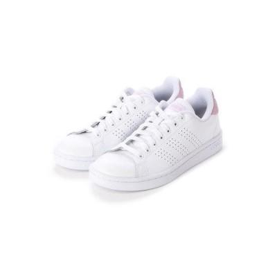 アディダス adidas ADVANCOURT LEA W (ホワイト)