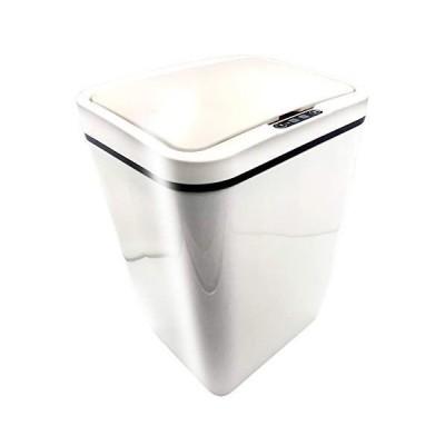 12L ゴミ箱 ダストボックス 自動開閉 手動操作可能 90度オープン センサー式