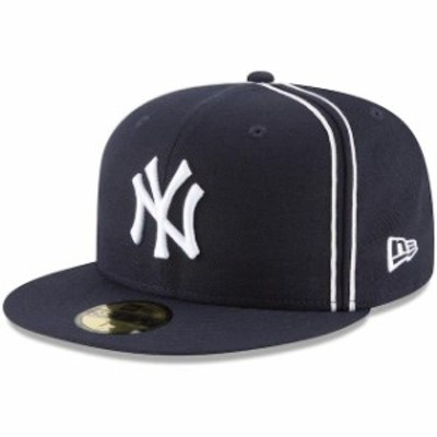 New Era ニュー エラ スポーツ用品  New Era New York Yankees Navy Y2K Soutache 59FIFTY Fitted Hat