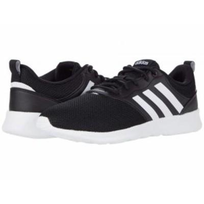 adidas Running アディダス レディース 女性用 シューズ 靴 スニーカー 運動靴 QT Racer 2.0 Black/White/Grey【送料無料】
