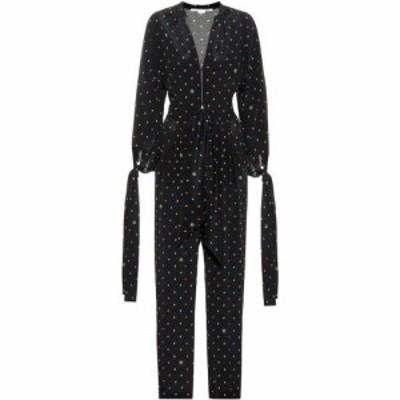 ステラ マッカートニー Stella McCartney レディース オールインワン ジャンプスーツ ワンピース・ドレス Kiera silk jumpsuit ink