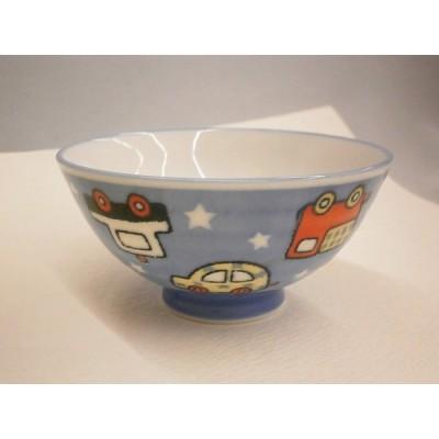 ミニカー 子供茶碗