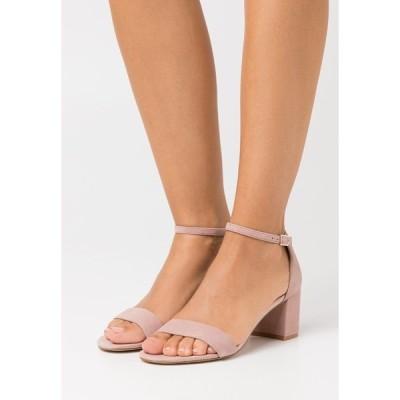 アンナフィールド サンダル レディース シューズ LEATHER - Sandals - rose