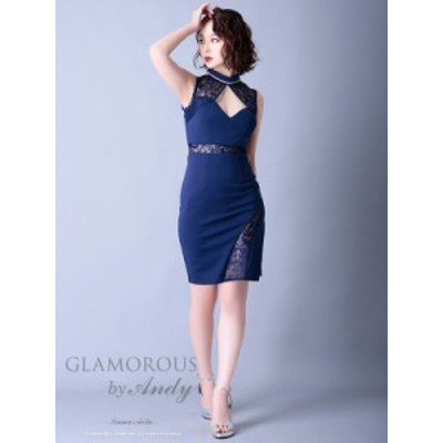 GLAMOROUS ドレス GMS-V552 ワンピース ミニドレス Andyドレス グラマラスドレス クラブ キャバ ドレス パーティードレス