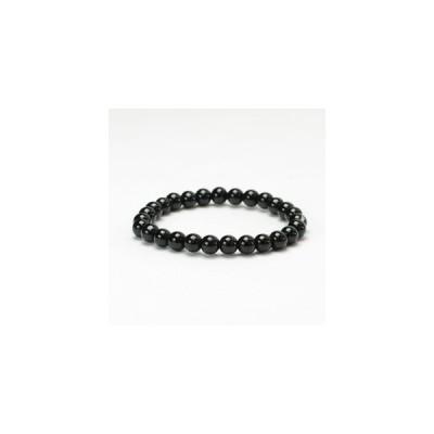 パワーストーン 天然石 パワー オニキス ブラックオニキス メンズ 人気 開運 0.8cm玉 f-lb249