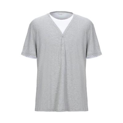 パオロ ペコラ PAOLO PECORA T シャツ ライトグレー S コットン 100% T シャツ