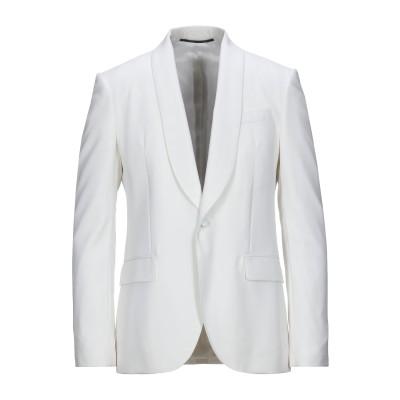 ジバンシィ GIVENCHY テーラードジャケット ホワイト 50 ウール 100% テーラードジャケット