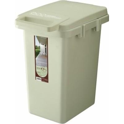 リス ゴミ箱 eco コンテナスタイル2 33L ライトグリーン
